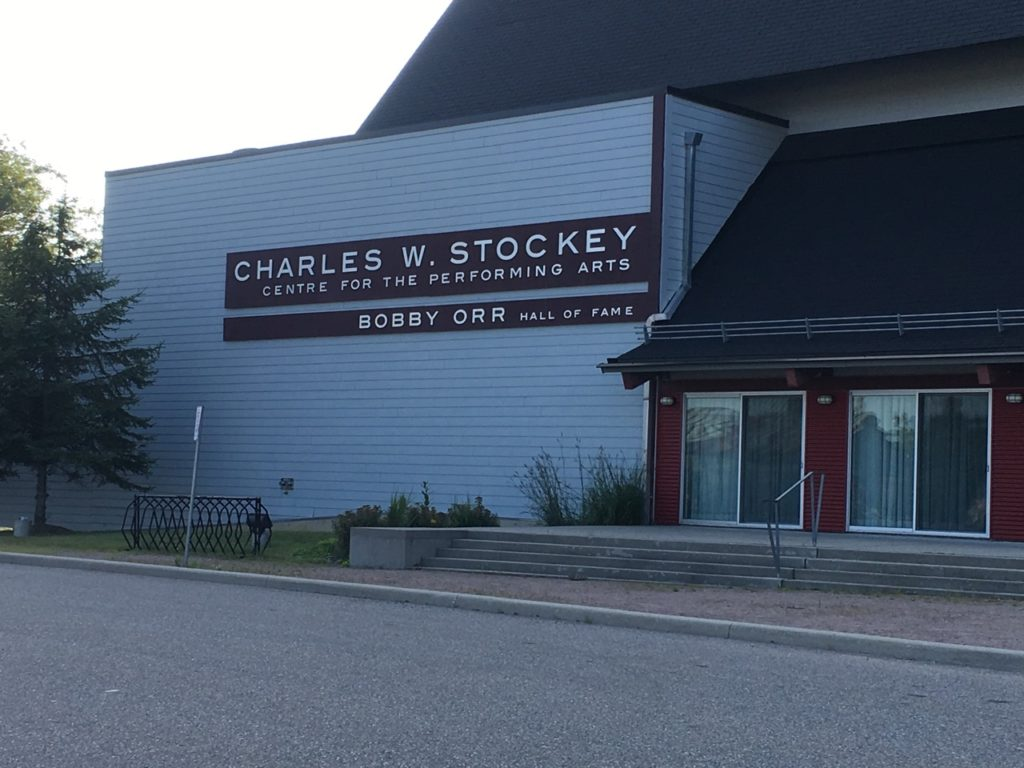 The Stockey Centre and Bobby Orr Hall of Fame