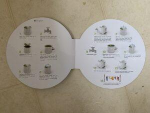 laundry pod instructions