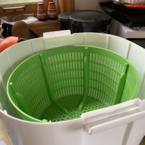 laundry spinner basket